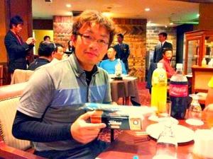 ベスグロ&2位のHさん/アバイディングクラブ/ゴルフ会員権/千葉県