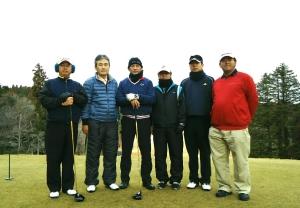 山田クラブ21の会員さんと/ゴルフ会員権/千葉県/千葉ゴルフ会