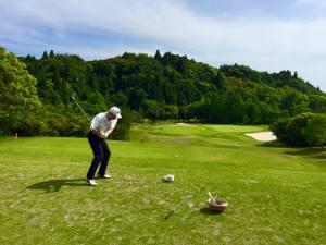 南茂原ccでラウンド 山田クラブ21/ ゴルフ会員権の千葉ゴルフ会