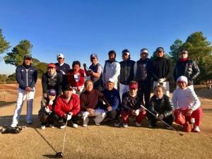 普段交流のある仲間達と大晦日コンペ/ゴルフ会員権の千葉ゴルフ会